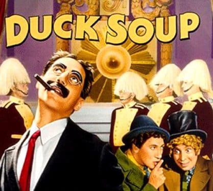 Leo McCarey / Fraţii Marx, Duck Soup / Supa de raţă, 1933
