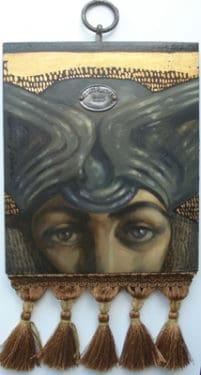 Matei Serban, New Works on Wood, Galeria ArtXpert