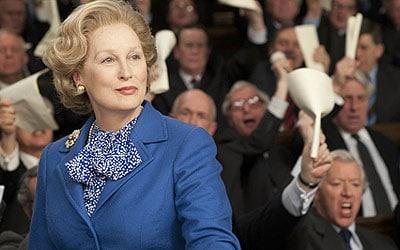 Actrita Meryl Streep polemizeaza cu premierul britanic David Cameron