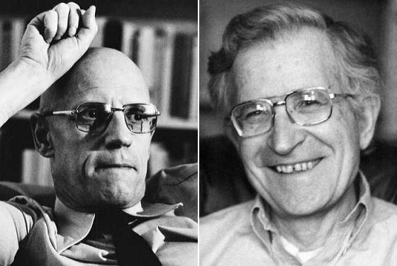 The Chomsky-Foucault Debate (4) la Căminul Cultural, subRahova, 7 martie 2012