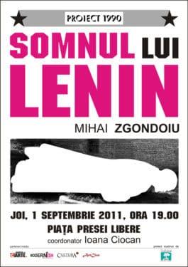 Somnul lui Lenin