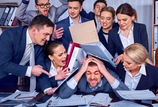 Mobbing sau bullying la locul de muncă