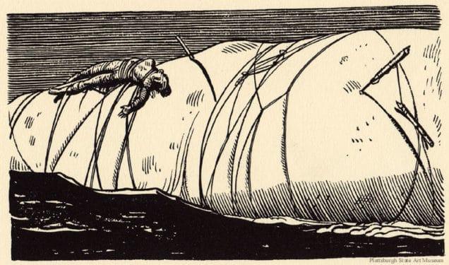 Moartea este o balenă fantastică