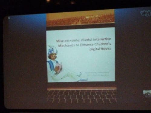 Conferinta Internationala privind Naratiunea Interactiva Digitala 2015