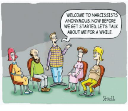 narcisismul de grup erich fromm