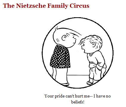 Explicând-l pe Nietzsche unor copii de 5 ani