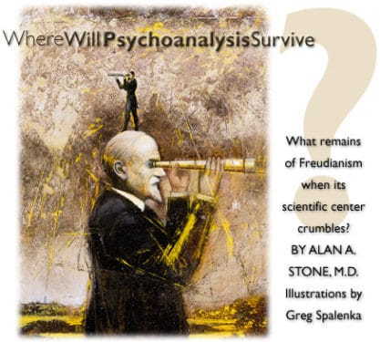Where Will Psychoanalysis Survive?