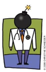 Aproape jumătate din medicii americani suferă de burnout