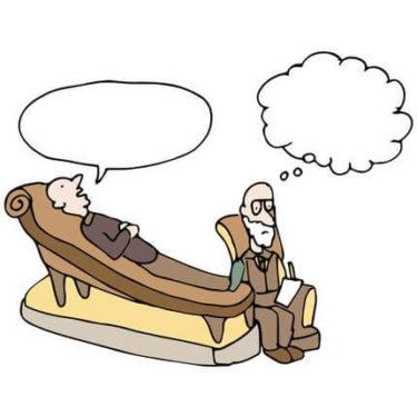 psihanalist analizand psihanaliza
