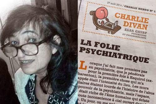 Cine era psihanalistul care a fost ucis in atentatul de la Charlie Hebdo