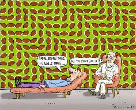 psihanaliza cafea psihanalist