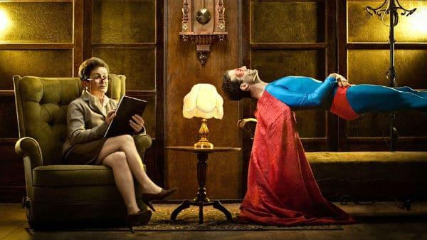 psihanaliza lui superman
