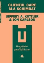 Psihoterapeutul Jon Carlson la Bucuresti