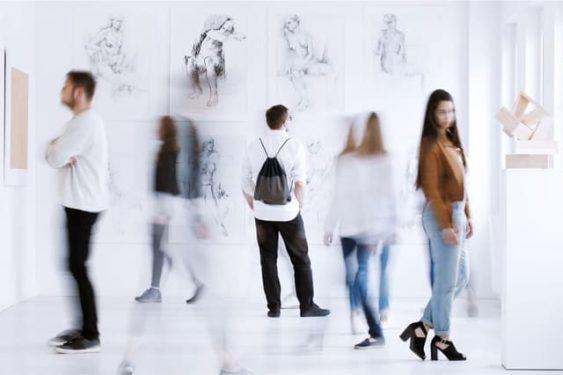 psihoterapia prin arta in muzee