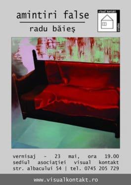 Amintirile false ale lui Radu Băieş
