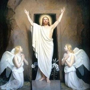 Constituirea simbolicului prin analogie cu Invierea lui Isus Hristos (1)