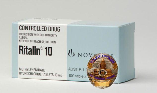Ritalin, The Ultimate Crimefighter?