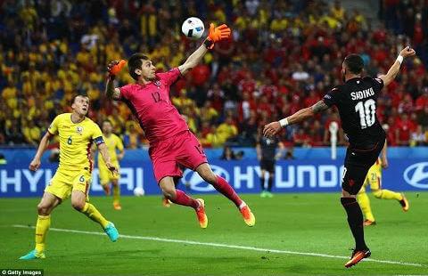 romania albania euro 2016 melancolia freud