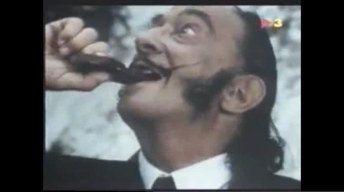 Reclamele de televiziune ale lui Salvador Dali