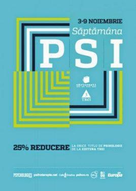 Saptamana PSI, 3-9 noiembrie 2014