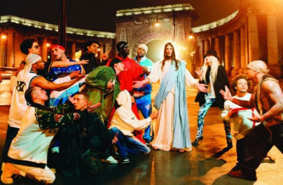 David LaChapelle, Sermon Predica