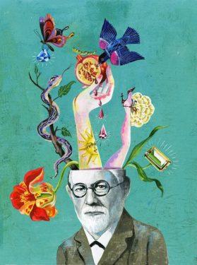 Sigmund Freud implineste azi 160 de ani