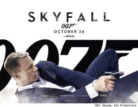 A brief psychoanalysis of James Bond