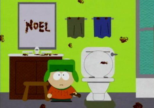 """Craciunul si fantasmatica anala in """"South Park"""" - Sedinta AIPsA din decembrie"""
