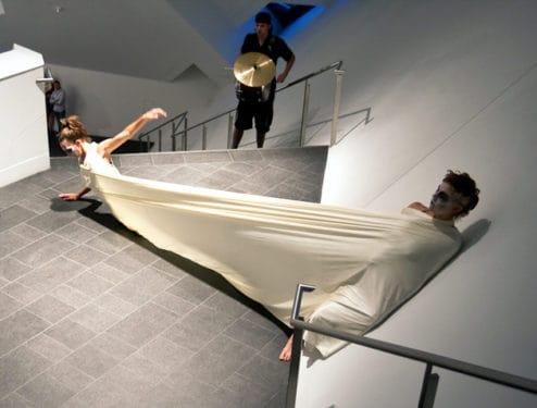 staircase somnambulism onirice transa