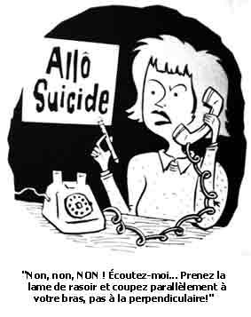 Nu vă sinucideţi (continuare şi final)
