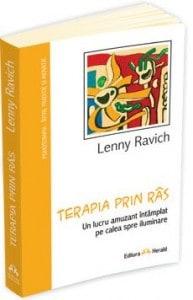 """Lansarea volumului """"Terapia prin râs"""" de Lenny Ravich"""