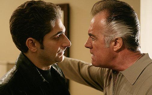 """Cum poate fi gandita violenta (sau cum poate fi inteleasa o scena din """"The Sopranos"""")?"""