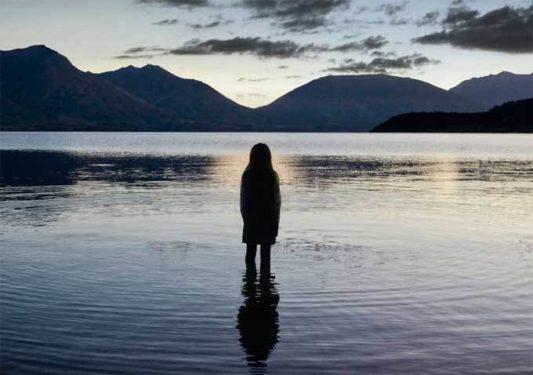 La varful lacului