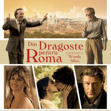 Woody Allen, Din dragoste pentru Roma, 31 august 2012
