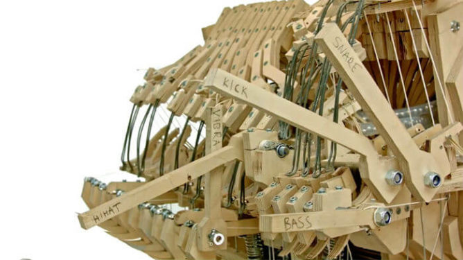 Un instrument muzical aproape la fel de complex precum inconstientul uman