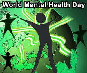 Duminică va fi Ziua Mondială a Sănătăţii Mintale