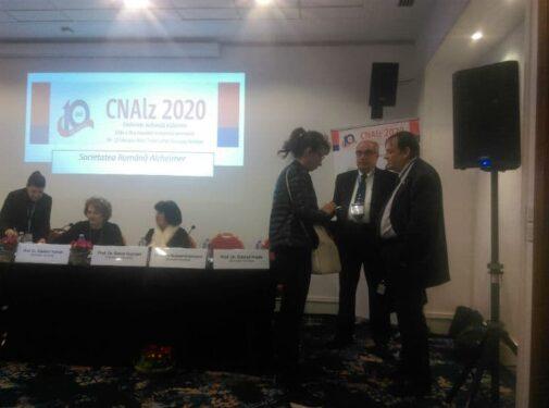 Conferinta Nationala Alzheimer 2020 boala dementa