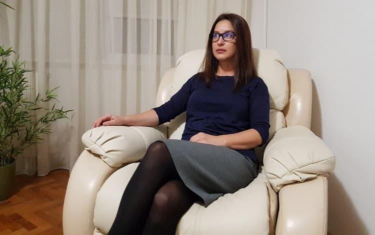 Psihoterapeut Alina Neagoe în Constanţa