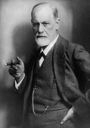 Sigmund Freud 1922 psihanaliza