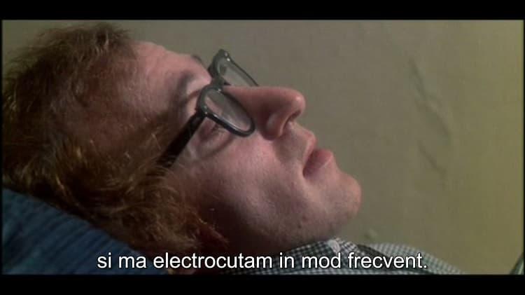 Woody Allen Bananas psihanaliză